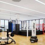 Gym @ Lavon Swan City