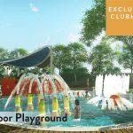 Outdoor Kid's Playground