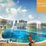 Lavon Swan City Swimming Pool