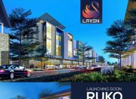 Launching Ruko Lavon Swan City