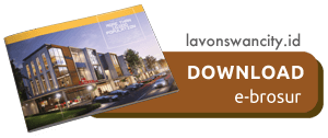 Download e-Brochure Ruko Lavon SwanCity