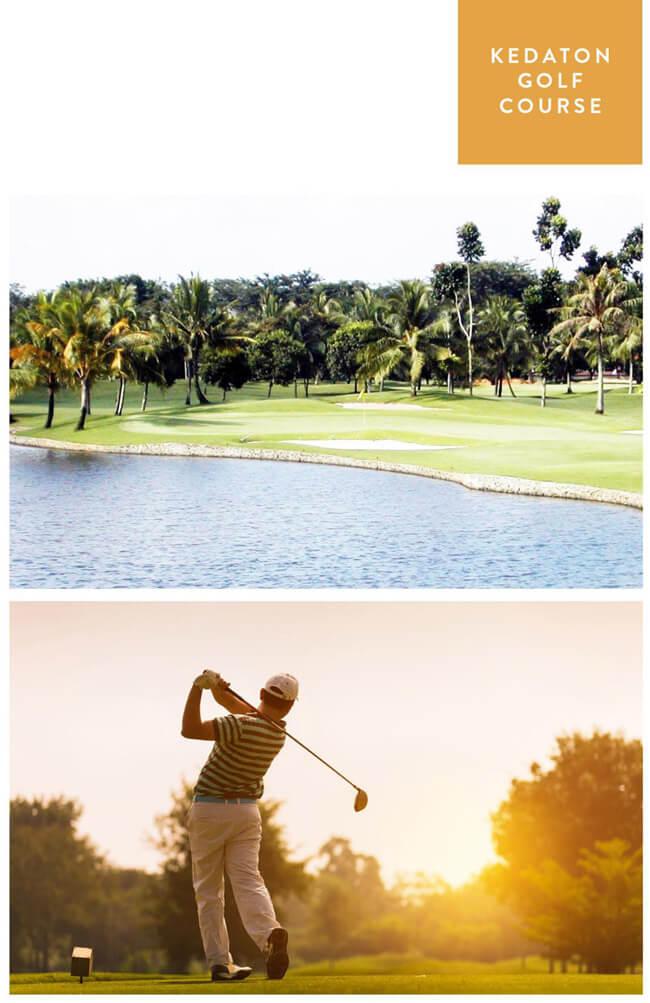 Lavon Cikupa Kedaton Golf Course
