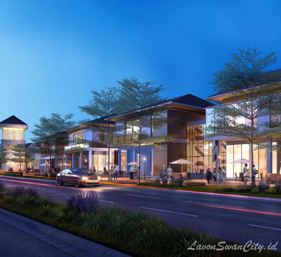 Club House Lavon Swan City Cikupa