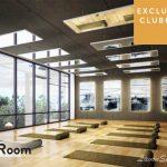 Yoga Room @ Lavon Club House
