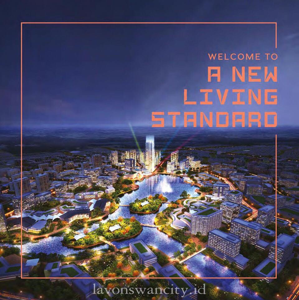 Launching Rumah Lavon Cikupa Cluster Gracia
