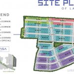 Site Plan Cluster Lavisa Lavon