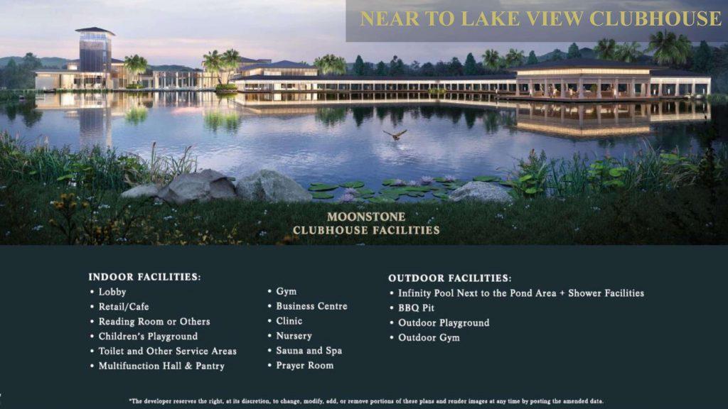 Moonstone Club House Lavon 2 Tangerang