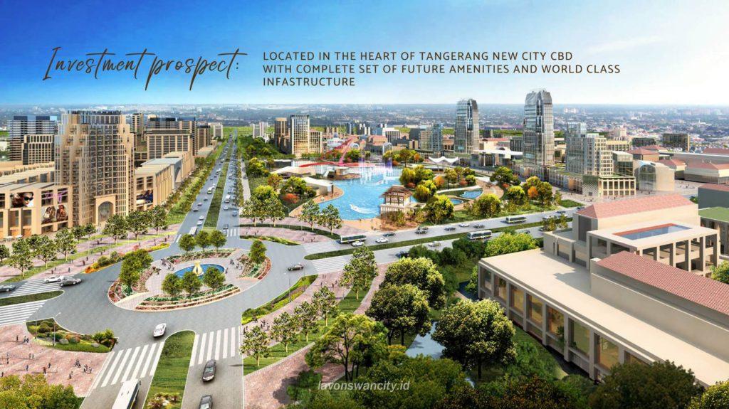 Prospek Investasi Rumah Daisan Lavon 3 Tangerang