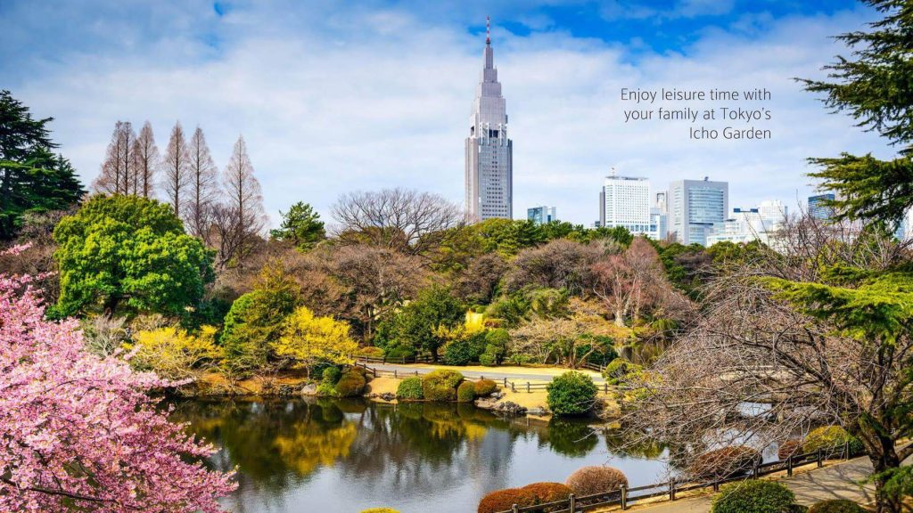 Tokyo Icho Japan